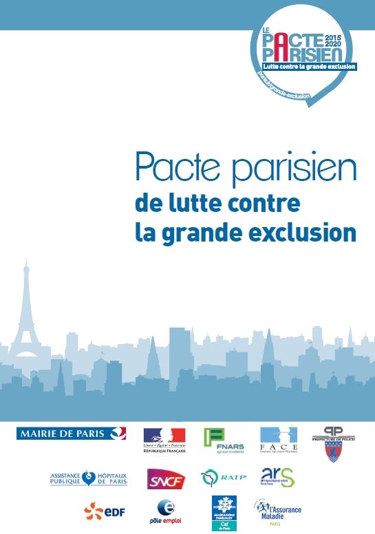 Pacte parisien contre la grande exclusion