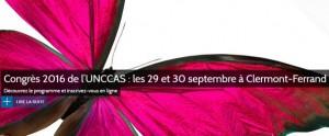 Intervention de Claudine PAILLARD au Congrès de l'UNCCAS à Clermont-Ferrand les 29 et 30 septembre