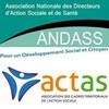 Étude ANDASS – ACTAS sur l'Intercommunalité Sociale « État des lieux et prospective sur l'organisation territoriale de la République en matière d'action sociale »